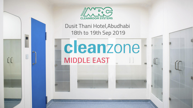 Cleanzone Middle East 2019   Cleanroom Conference