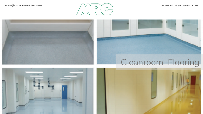 MRC Flooring | Cleanroom Flooring | Cleanroom Solutions