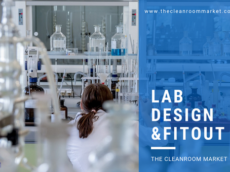 Laboratory Design and Fitout from The Cleanroom Market