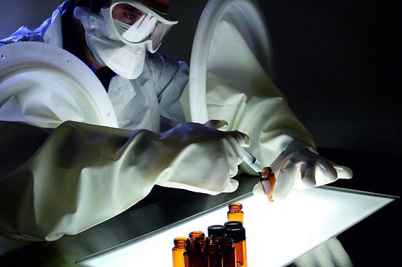 BIOCLEAN BarrierPlus Sterile Gauntlet