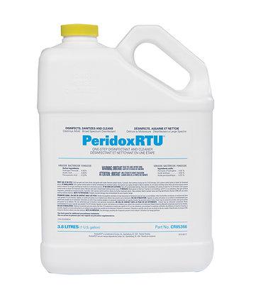 Sterile PeridoxRTU® Sporicidal Disinfectant