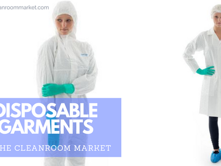 Disposable Garments - The Cleanroom Market