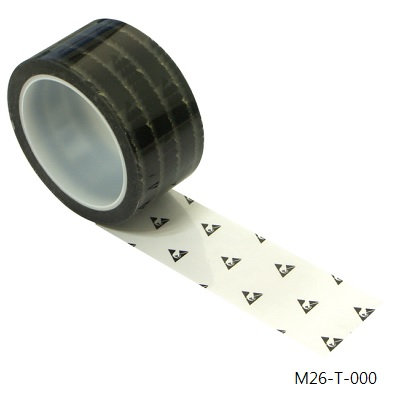 Antistatic Control Tape with Printings from The Cleanroom Market
