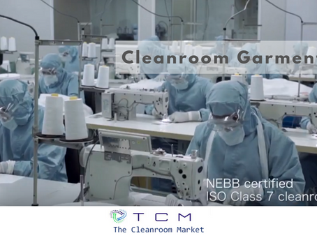 Importance of make : Cleanroom Garments