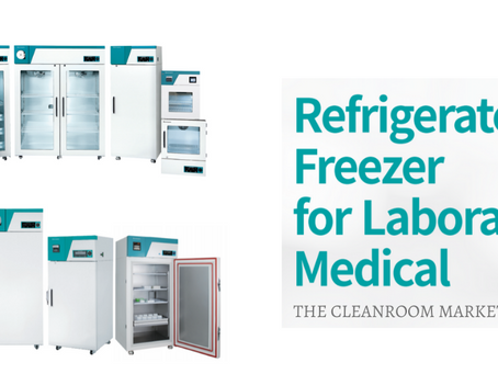 Refrigerators & Freezers for Laboratory and Medical Applications