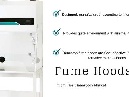 Laboratory &Chemical Fume Hoods| The Cleanroom Market