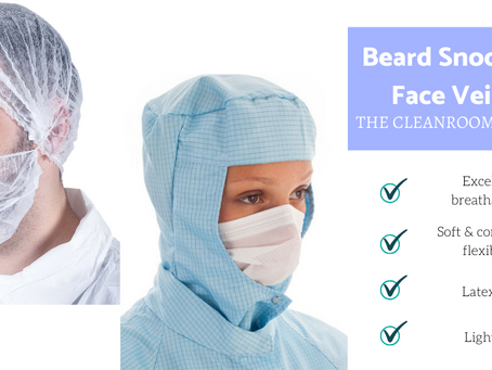 Beard Snood, Face Masks and Face Veils from TCM