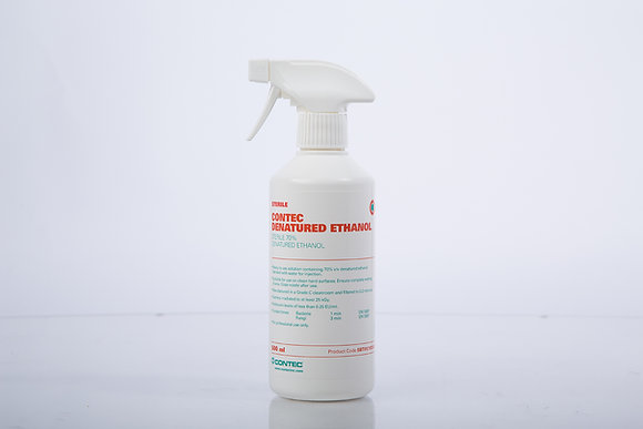 Sterile Solutions| Ethanol | Disinfectants