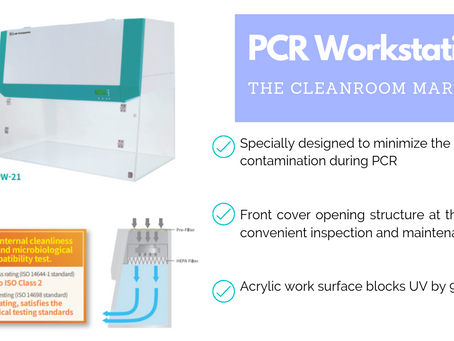 PCR Workstations | PCR Cabinets and Hoods