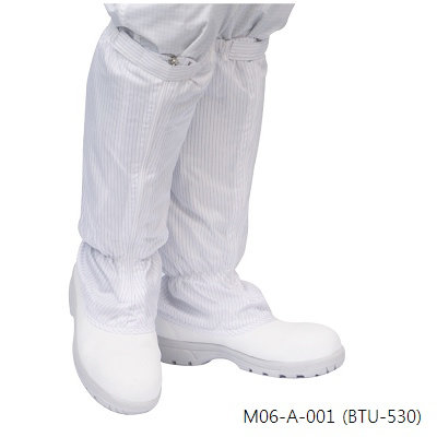 Static Dissipative Safety Boots from The Cleanroom Market
