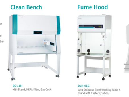 Laminar Flows & Fume Hoods from The Cleanroom Market