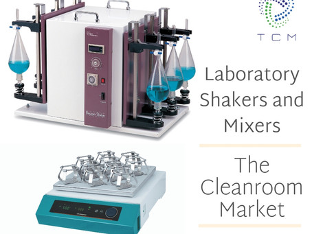 Laboratory Shakers and Mixers | The Cleanroom Market