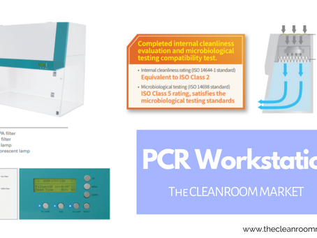 PCR Workstation | PCR Hood | The Cleanroom Market