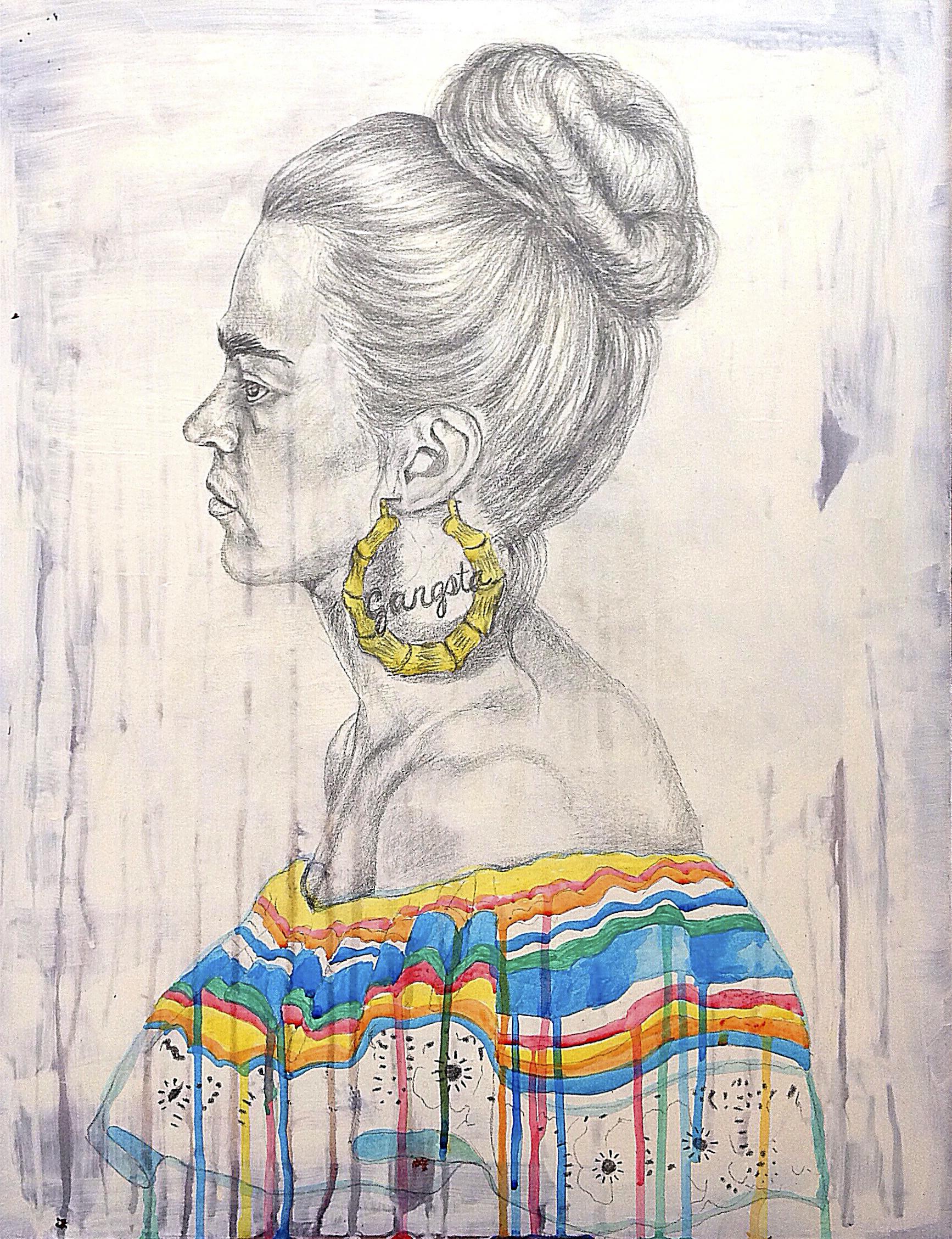 Gangsta Frida