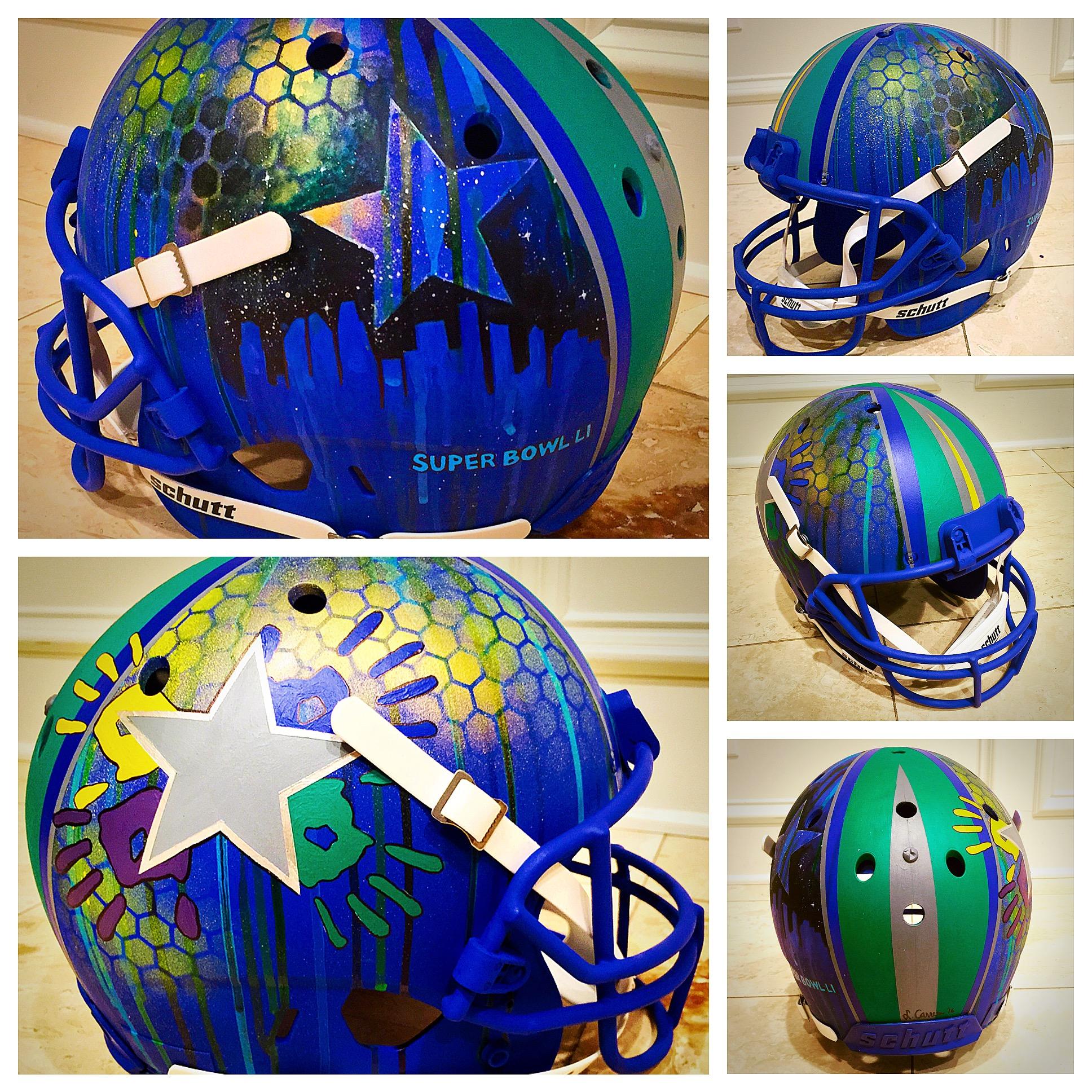 Helmet commission
