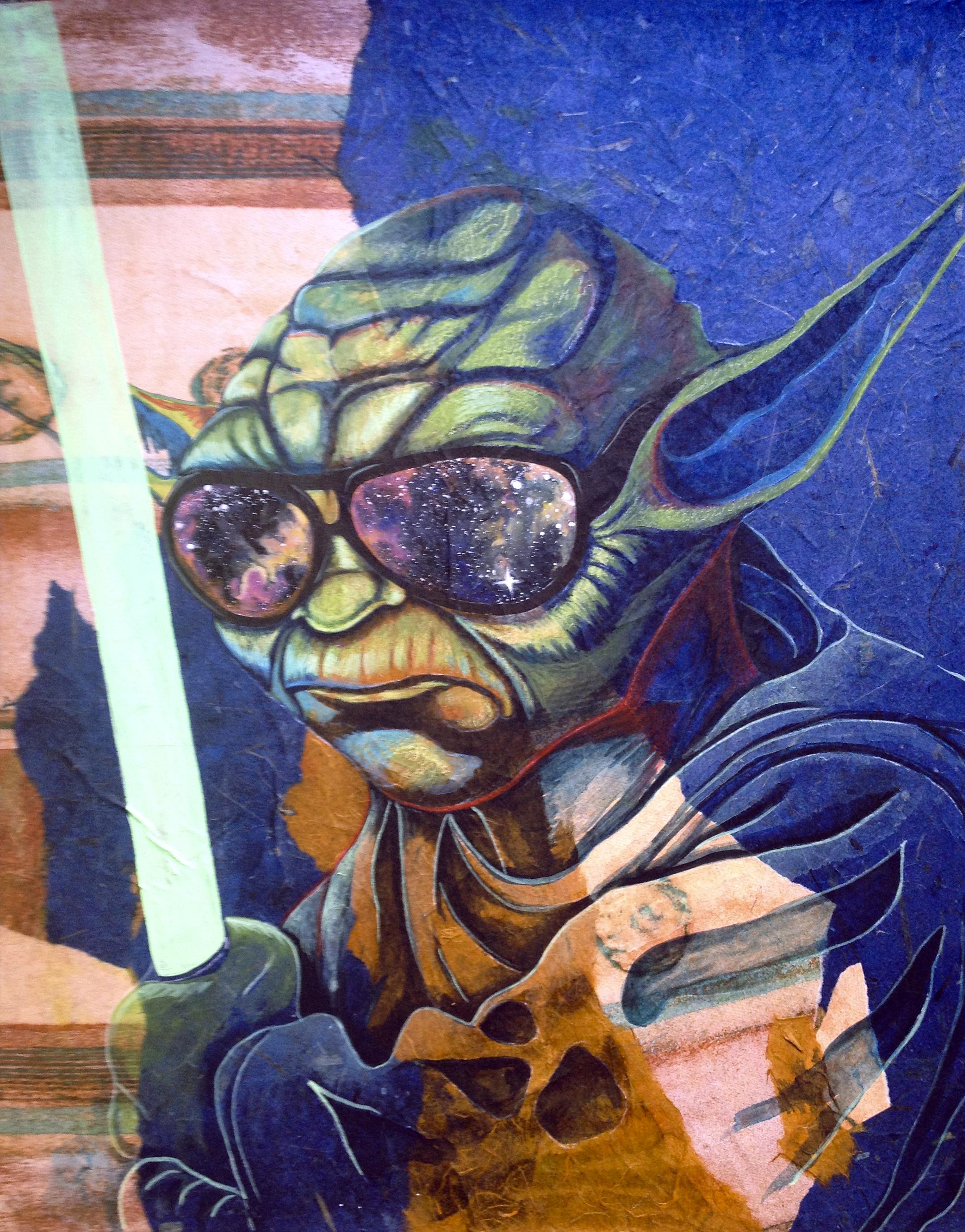 Pimp Yoda