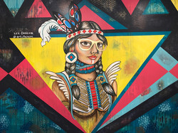 """New Tribe"" @ Riel Restaurant, HTX"