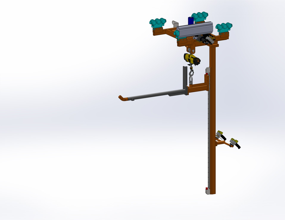 Stacker Crane