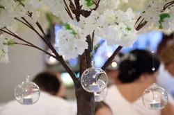 Ivory Blossom Trees