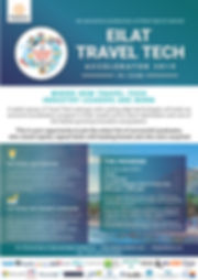 Eilat Travel Tech Accelerator 2019 one p