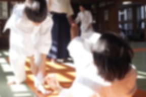 少年部(小学生の稽古)@目黒区立中央体育館柔道場(武蔵小山)
