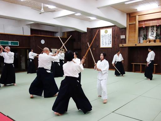 合気道 竹の氣クラブ 箱根合宿 (9月5日~6日)