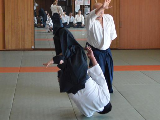 創立二周年記念行事-演武会 1
