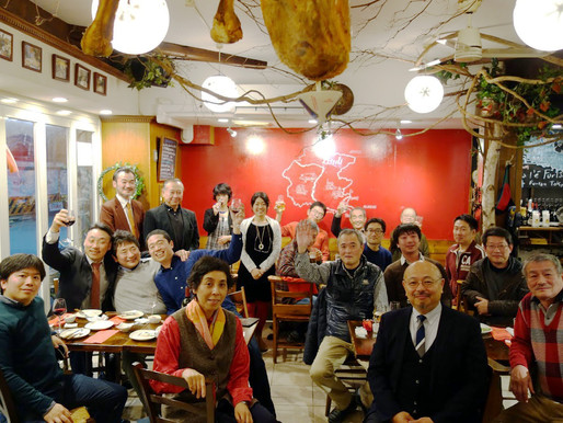 合気道 竹の氣クラブ 創立2周年記念祝賀会