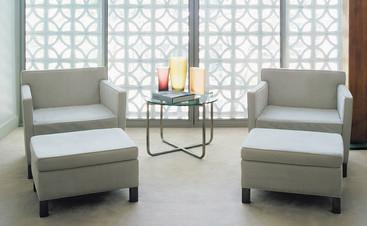 Van der Rohe coffee table