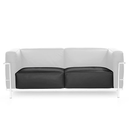 Seat Cushions for 2 Seater Sofa LC 3