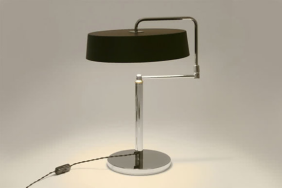 TURNABLE TABLE LAMP, FRANCE 1928