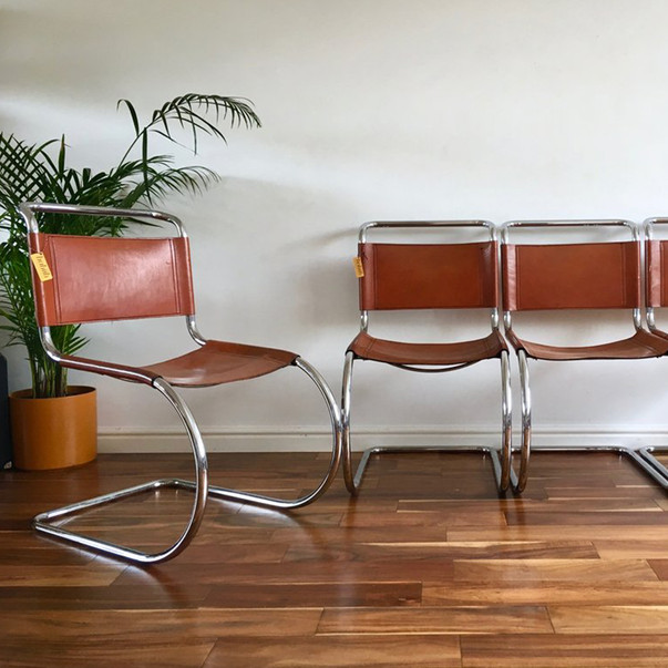 van der Rohe Chair 1927