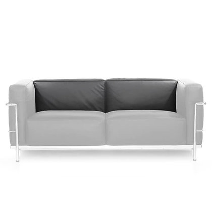 Back Cushions for 2Seater Sofa LC 3