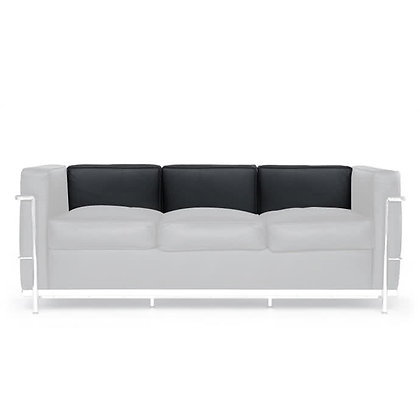 Back cushions for 3Seater Sofa LC 2