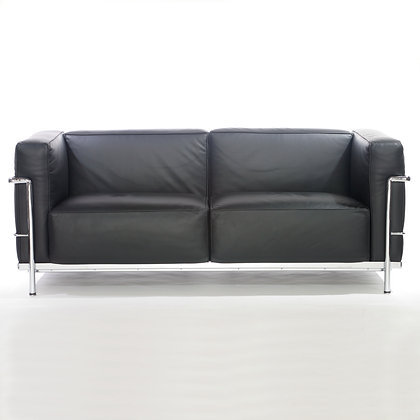 LC3 SOFA TWO SEATER