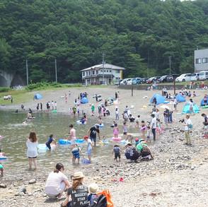 【7/18(日)~8/31(火)】舟渡海水浴場&侍浜海水プールが利用できます