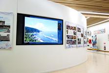 観光情報デジタルサイネージ