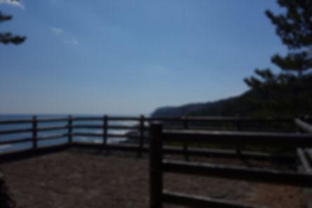 横沼展望台