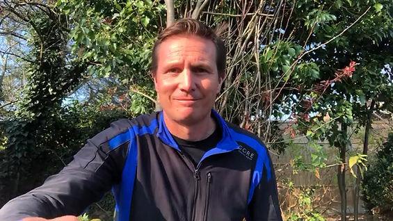 Roger Black talks Pilates with Heidi
