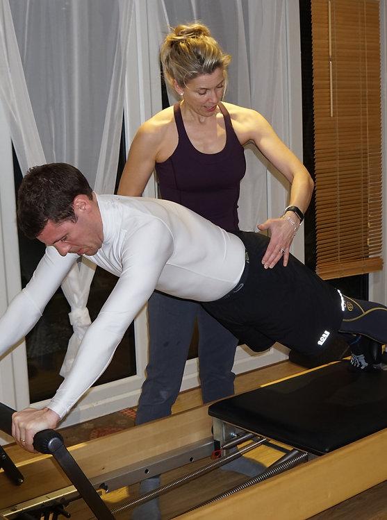 Heidi Monsen pilates