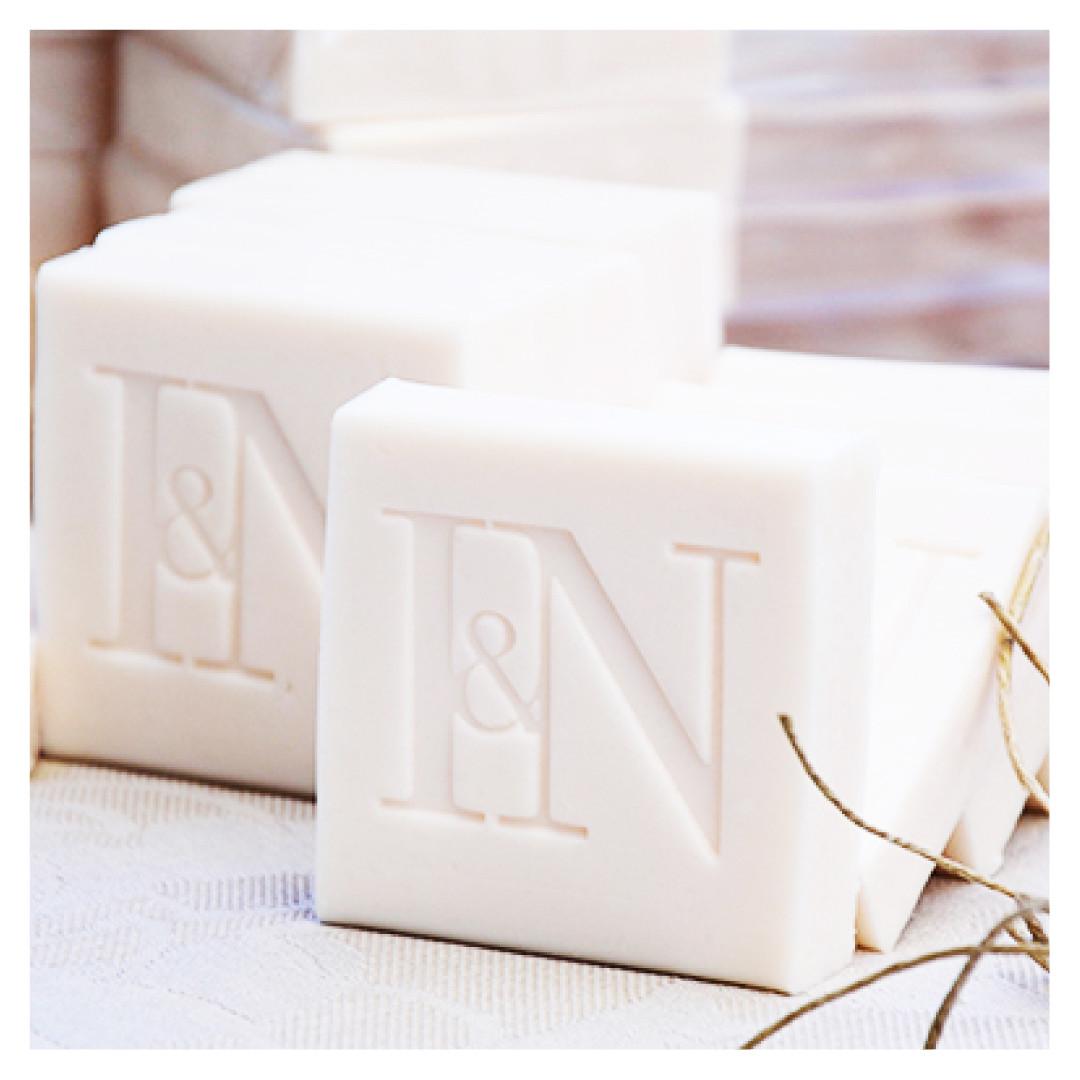 Wedding soap