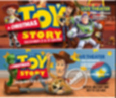 A Christmas Toy Story: Toy Story Live Adaptation Play