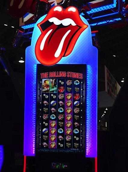 Rolling Stones Fascia