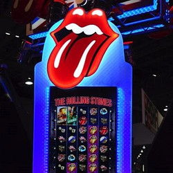 Rolling Stones Topper