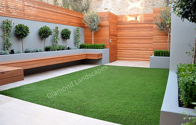 Landscaping in Preston