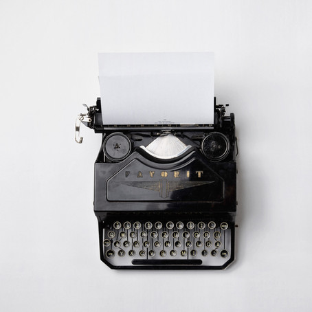 A letter, in lieu of hugs