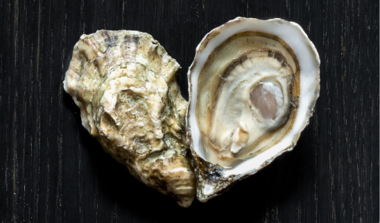 Oysters (price per piece)