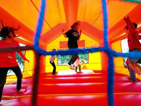 Bam's House of Bounce Inflatable Rentals now serving Wesley Chapel and surrounding areas!