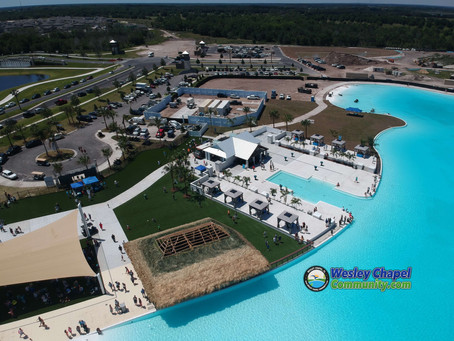 Epperson's Crystal Lagoon Celebrates Grand Opening!