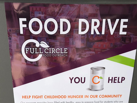 You Can Help Us Fight Childhood Hunger in Our Community!